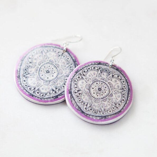 lilac-flat-lay-henna-art-earrings-next-romance-jewels-australian-contemporary-art