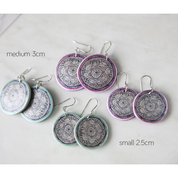 small-medium-henna-art-earrings-sizes