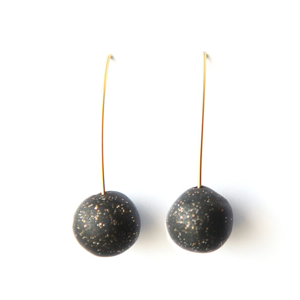 MODERN BALL earrings – lots of colours available