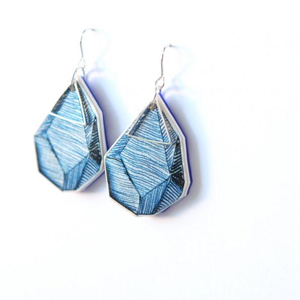 blue-lines-next-romance-earrings-pic-side-on