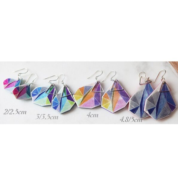 earring-sizes-triangle-art-lengths