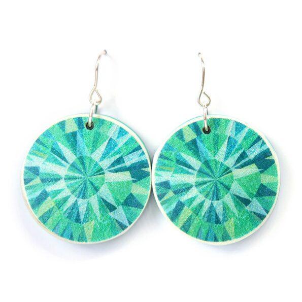green-silver-mandala-starburst-next-romance-earrings