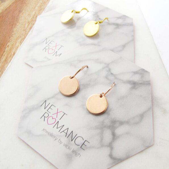 next-romance-simple-coin-earrings-dangley