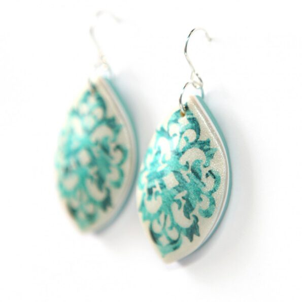 next-romance-teal-boho-baroque-unique-earrings-made-in-melbourne-australia