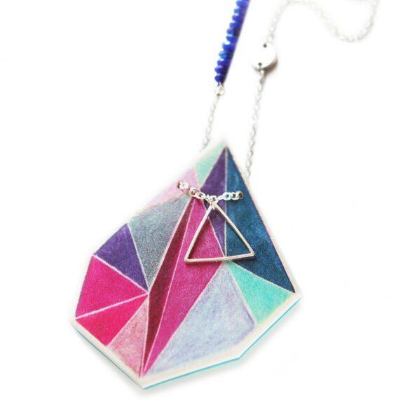 pink-triangle-geo-art-necklace-next-romance