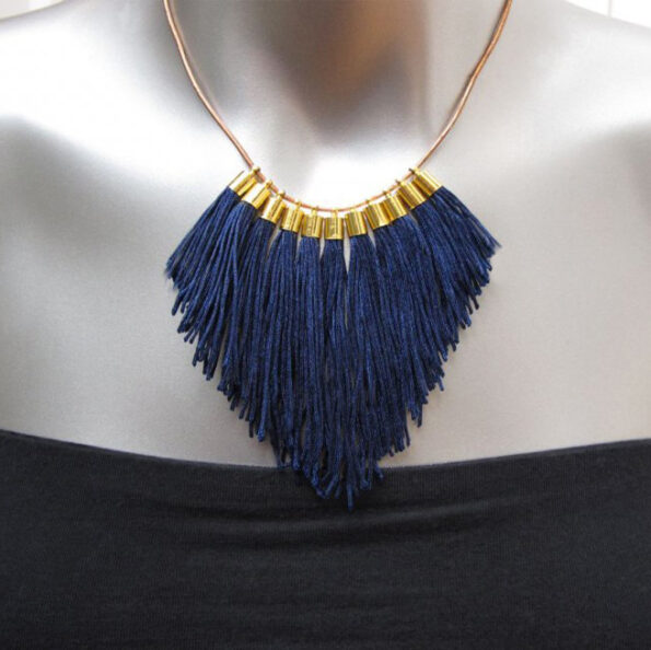 navy-handmade-tassel-necklace-fringe-next-romance-jewellery