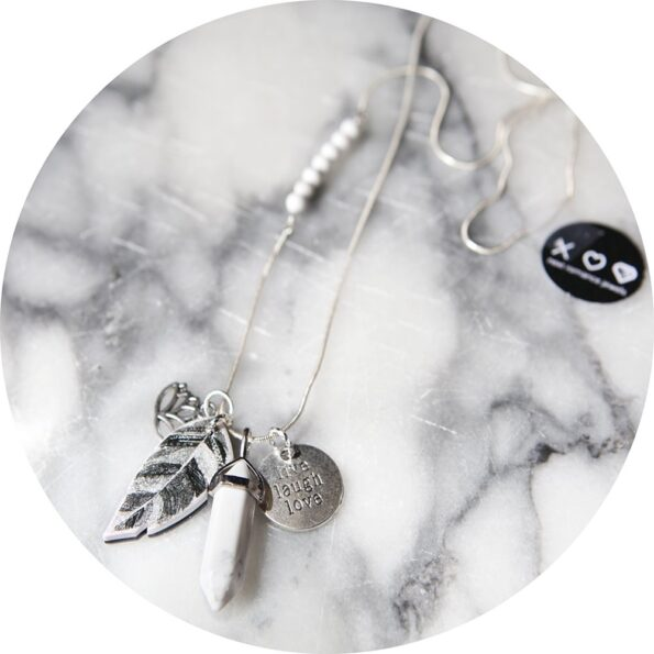 white-marble-feather-boho-cluster-necklace-next-romance