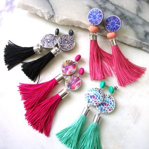 Design Your Own Tassel ONLINE NOW! or grab one pre-made at the Market x