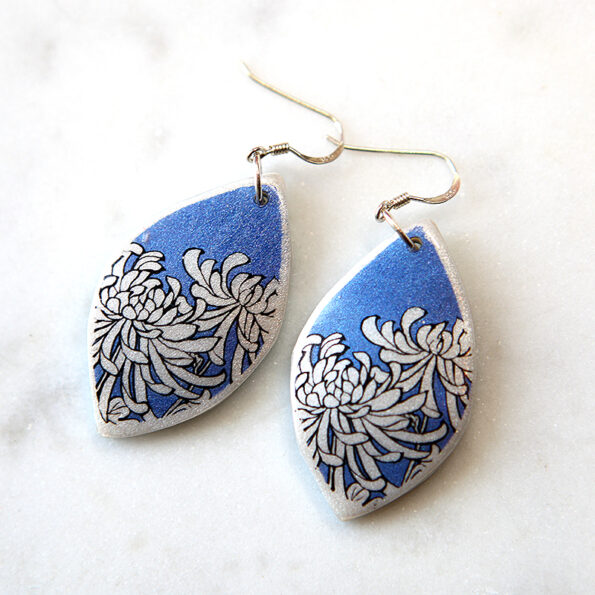 chrysanthemum earrings vicki lee next romance