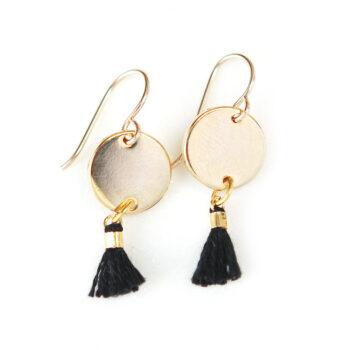 gold coin and mini tassels fine jewellery modern next romance jewellery australia