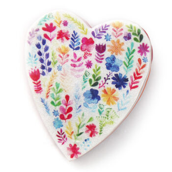 mothers day heart gift brooch new garden floral flower jewellery next romance