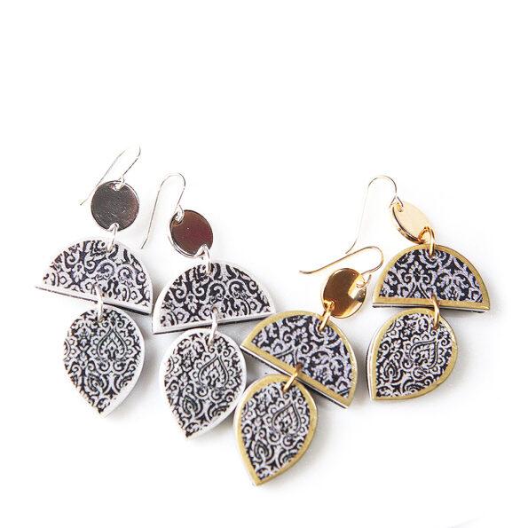 farrah silver and gold next romance jewellery unique art designs