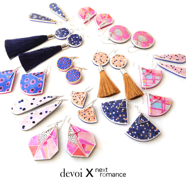 DEVOI X NEXT ROMANCE COLLABORATION….