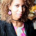 devoi x next romance art jewellery collaboration MARIAM model
