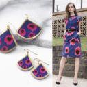 VELA devoi fan art earrings NEXT ROMANCE fashion collaboration melbourne 2017