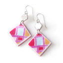 ara square coin drop DEVOI x next romance earrings collaboration melbourne artist