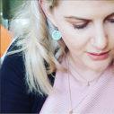 alyce mandala earrings