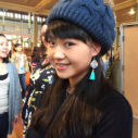 selfie pic melb tassels SNOWFLAKE teal Finders Keepers