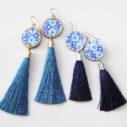 blue bali byron tassel earrings NeXT ROMANCE jewellery melbourne vicki leigh.JPG
