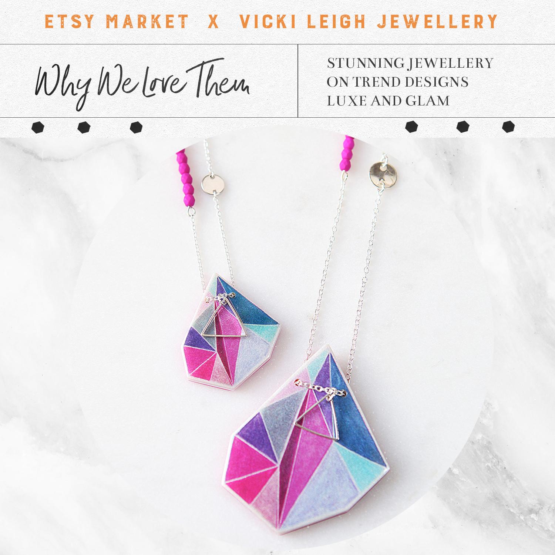 Why we love Vicki Leigh Jewellery