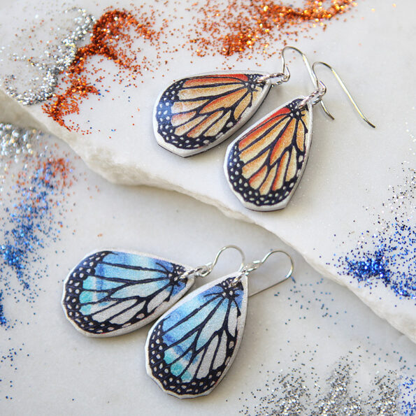 butterfly earrings NEW next romance jewellery vicki leigh