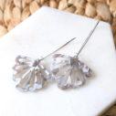 grey marble resin butterfly earrings long drop unique next romance jewellery australia.jpg