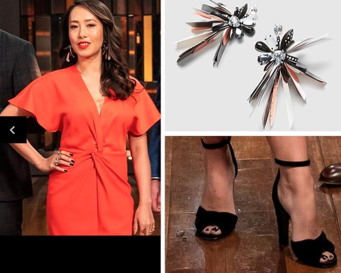 melissa leong earring queen melbourne masterchef earrings fashion jewellery australia